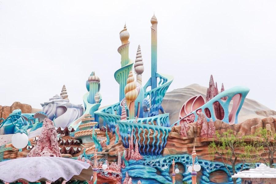 【東京旅遊】日本東京迪士尼海洋介紹、推薦五大必玩、迪士尼須知QA|迪士尼海洋攻略與心得