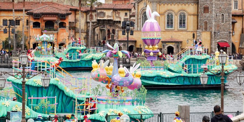 【東京旅遊】日本東京迪士尼海洋攻略:迪士尼海洋熱門遊樂設施遊玩法路線推薦