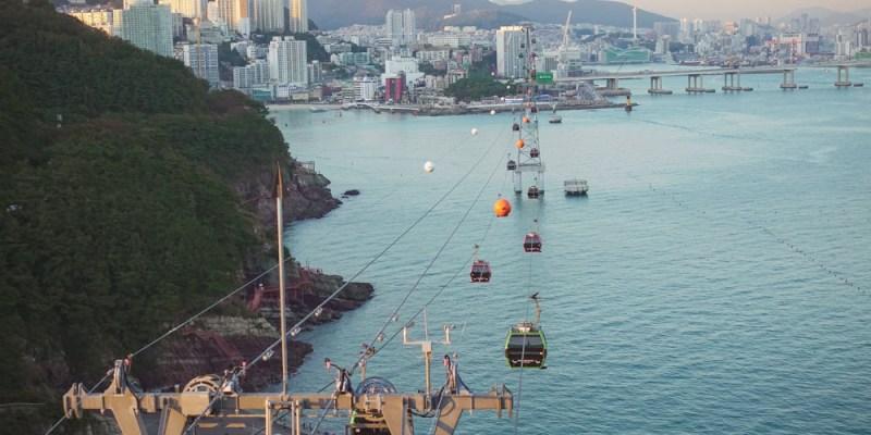 【釜山旅遊】韓國釜山松島纜車與松島海水浴場攻略懶人包,含交通方式與推薦路線|釜山景點推薦