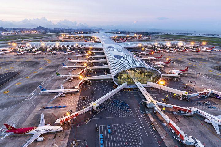 China to Build USD1.8 Billion Third Runway at Shenzhen Airport