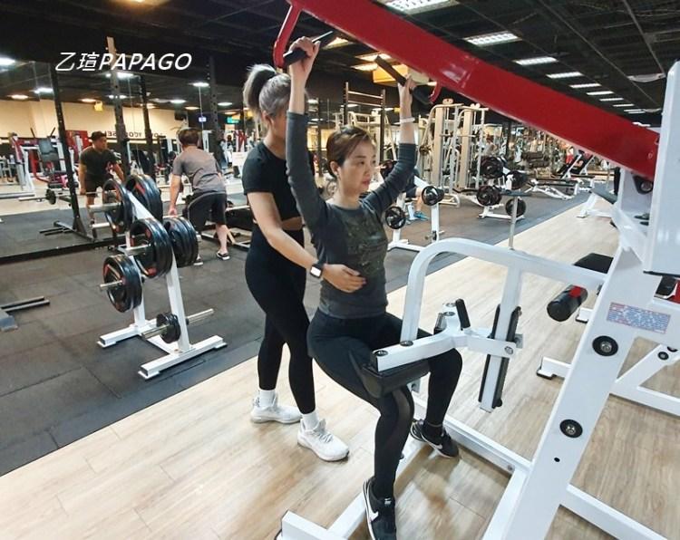 【高雄健身房推薦】高雄有家健身中心The Gym〜專業一對一教練 完善重訓設備 不綁約不推銷 讓您輕鬆運動沒壓力
