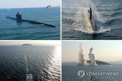 Les photos non datées ont été publiées par le quotidien nord-coréen Rodong Sinmun le 31 janvier dernier. (Photo d`archives)