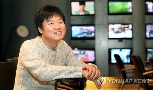 South Korean variety show producer Na Young-seok. (Yonhap)