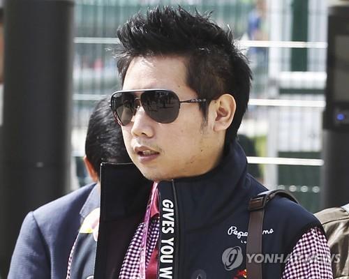 유전무죄 논란 일으킨 레드불 창업주 손자[AP=연합뉴스 자료사진]