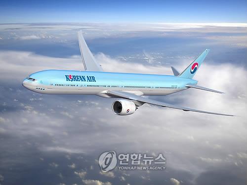 대한항공 B777-300ER 여객기