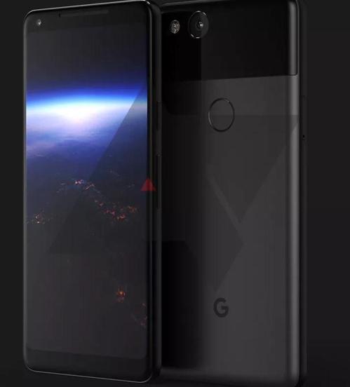 구글이 10월 4일 출시 예정인 픽셀2XL