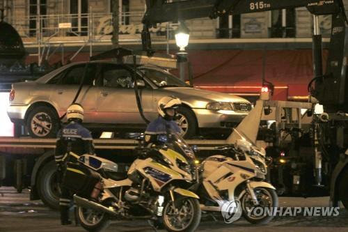 IS, 파리 테러 자신들의 소행이라고 주장 [연합뉴스 자료사진]