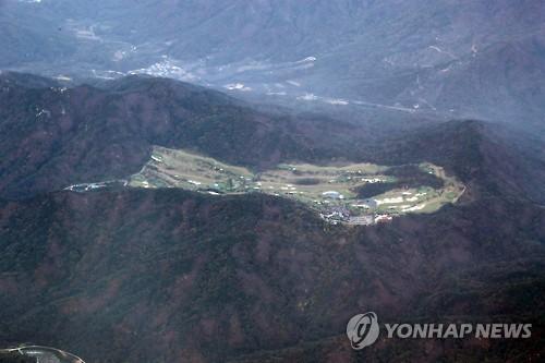 THAAD golf course korea