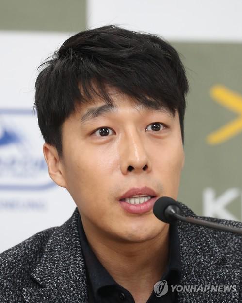 김동성 전 쇼트트랙 국가대표 선수