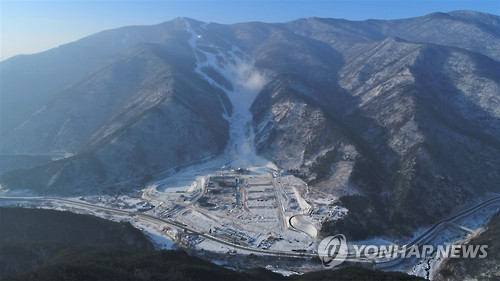 PyeongChang Olympic facilities