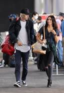 Megan Fox and Machine Gun Kelly Spotted at LAX airport in Los Angeles23