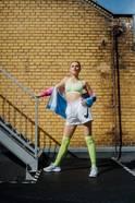 Stefanie Giesinger Photo Shoot For Nike Women By Andre Josselin