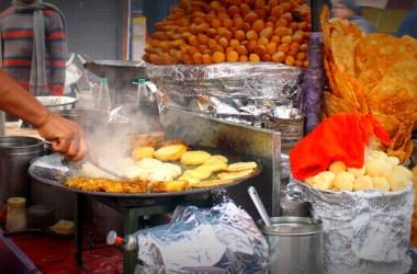 Best street food in delhi