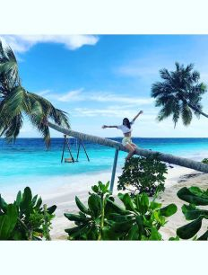 Kajal Aggarwal Hot Pics From Her Maldives Trip25