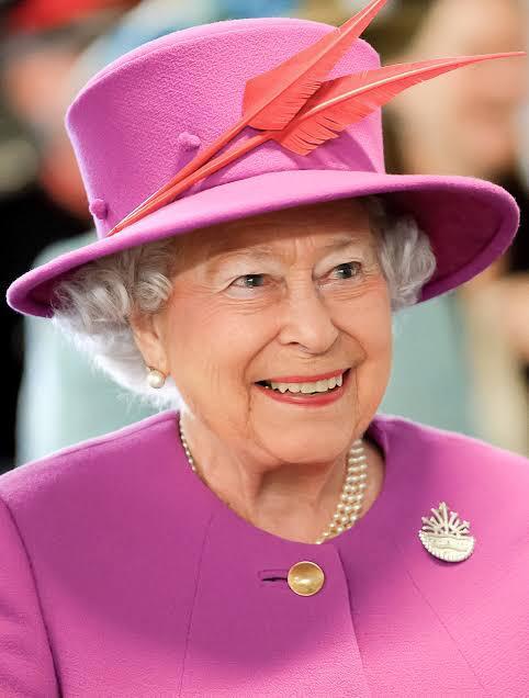 The Queen Uk2