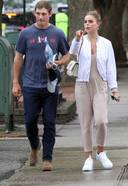 Brooks Nader And Her Husband William Photos From Hamptons New York 23. o 128w 186h