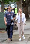 Brooks Nader And Her Husband William Photos From Hamptons New York 3. o 128w 186h