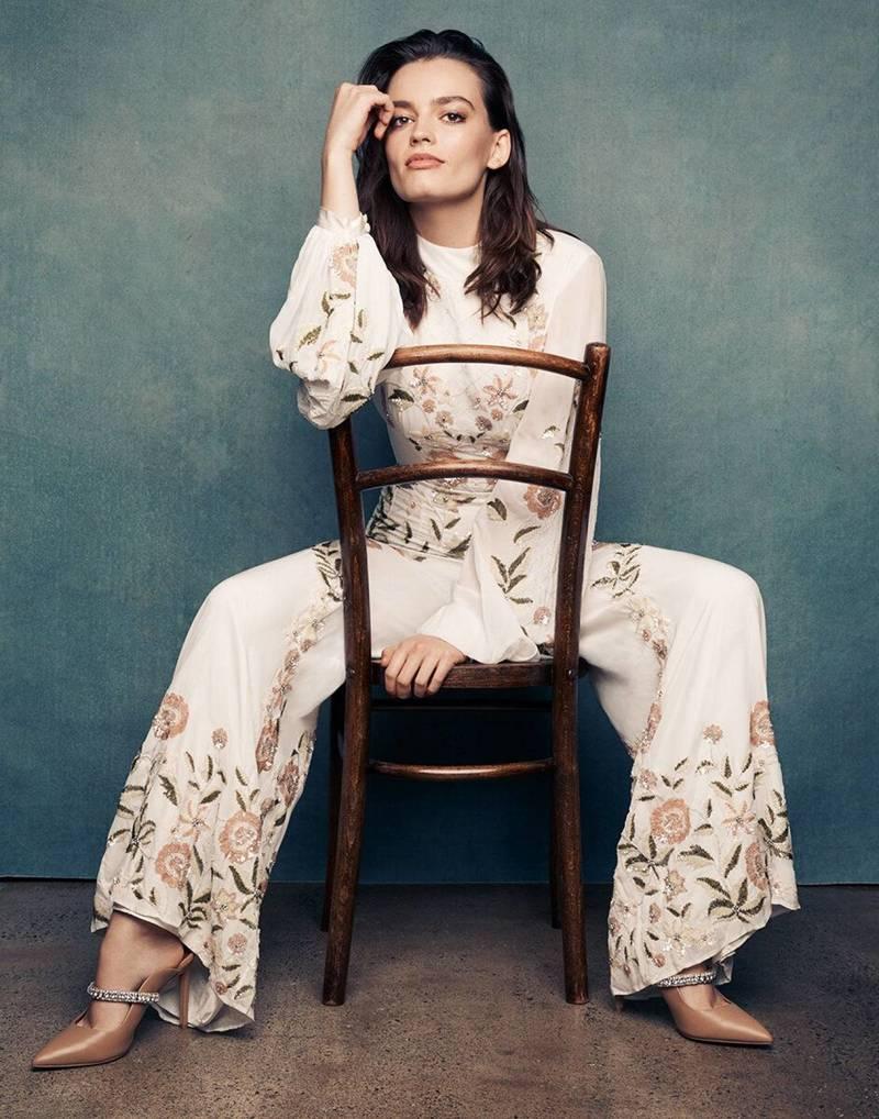 Emma Mackey Photoshoot For France GQ Magazine 2020