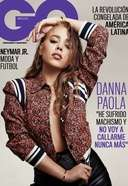 Danna Paola For GQ Mexico And Latin America July 2020