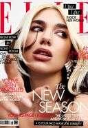 Dua Lipa Photoshoot For Elle UK Magazine