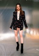 Joey King virtual shoot for press tour promoting the Kissing Booth 2