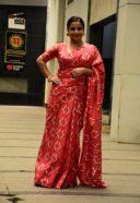 Vidya Balan spotted at at Siddharth Roy Kapoors office 3