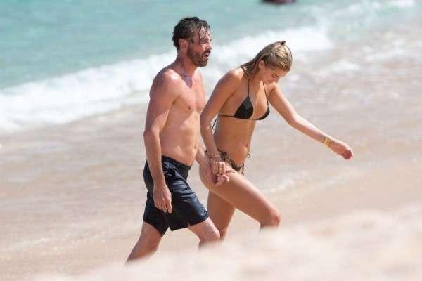 Megan Blake Irwin bikini photos in Cabo San Lucas