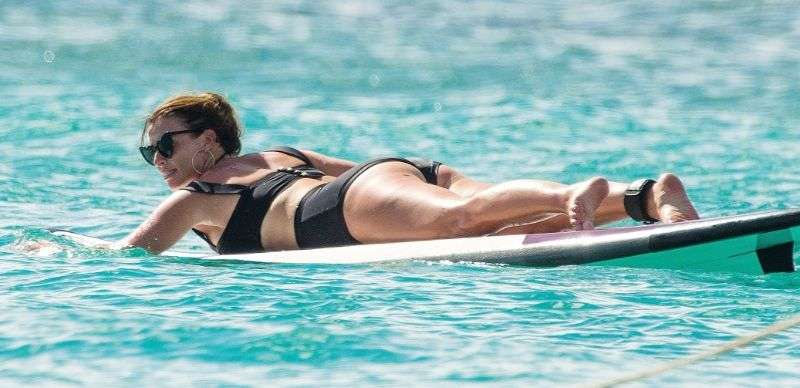 Coleen Rooney Latest Hot Photos in Barbados
