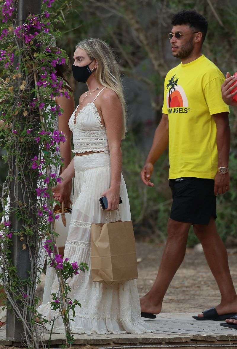Perrie Edwards Latest photos and images in Ibiza
