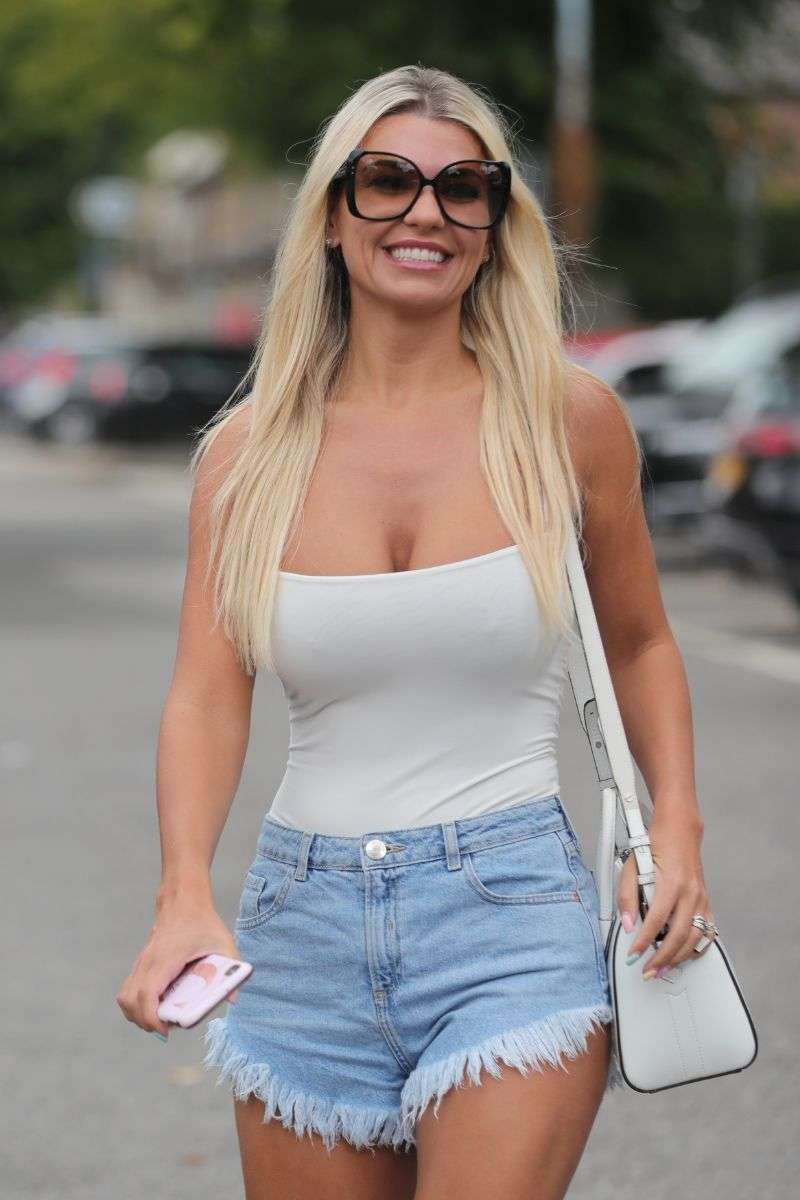 Christine McGuinness Latest hot Photos and Images HD