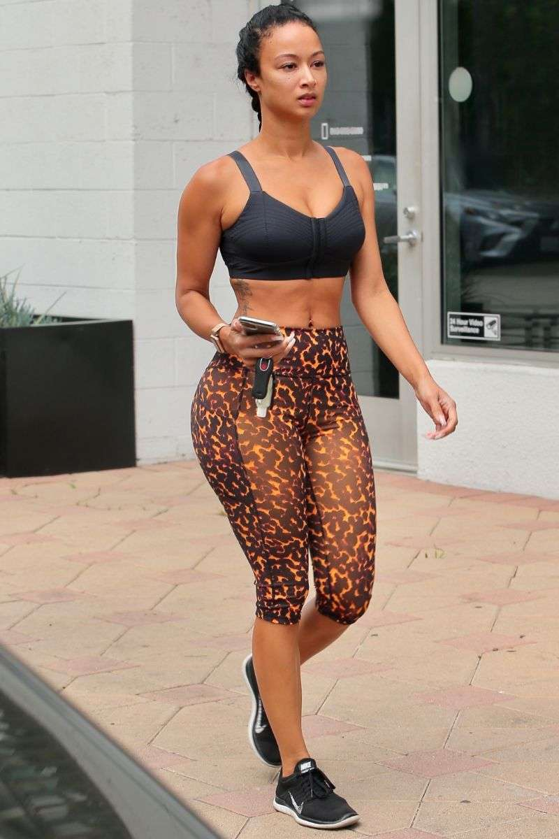 Draya Michele Latest Hot Pictures in Los Angeles HD
