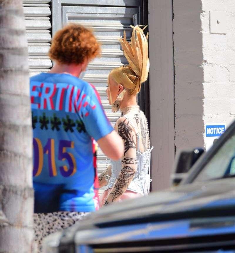 Iggy Azalea Latest Pics of Photoshoot in Los Angeles