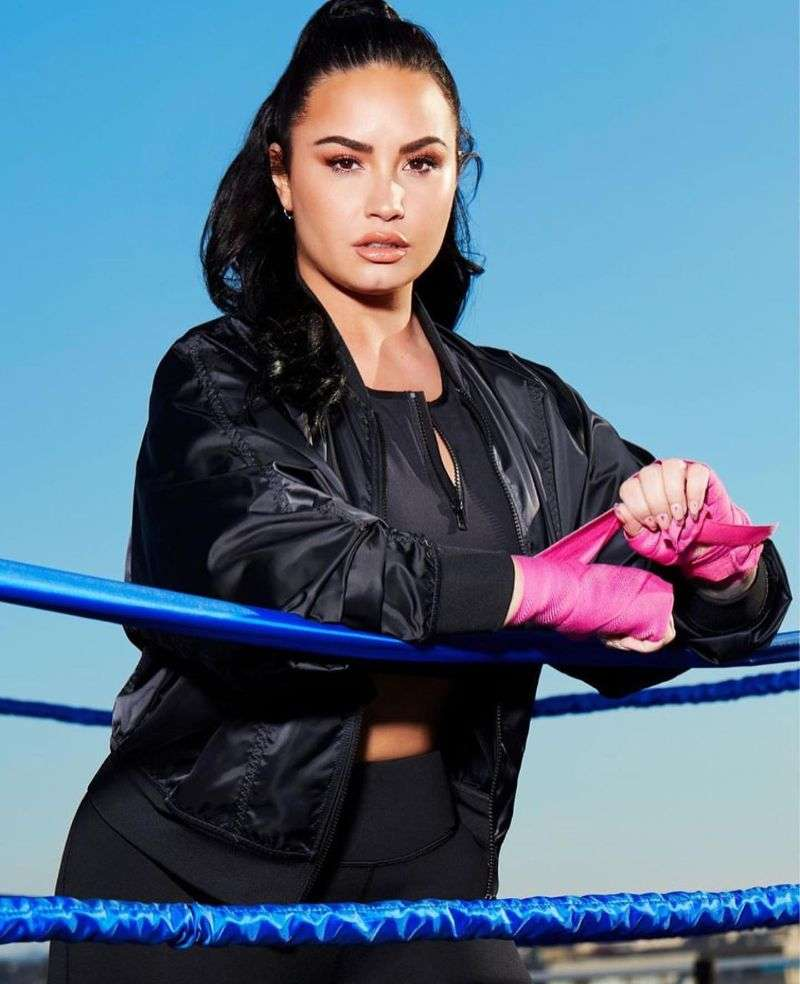 Demi Lovato Photo Shoot For Fabletics Spring Summer 2020 HD