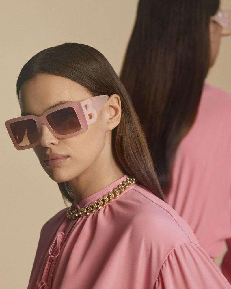 Irina Shayk Photo Shoot for Burberry Pre-Fall 2020 campaign HD