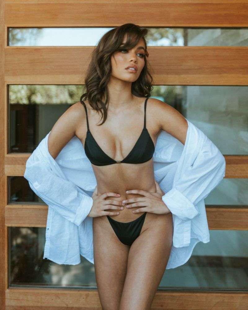 AUDREYANA MICHELLE HOT PHOTOSHOOT FOR GOOSEBERRY INTIMATES CLINT 2020 HD