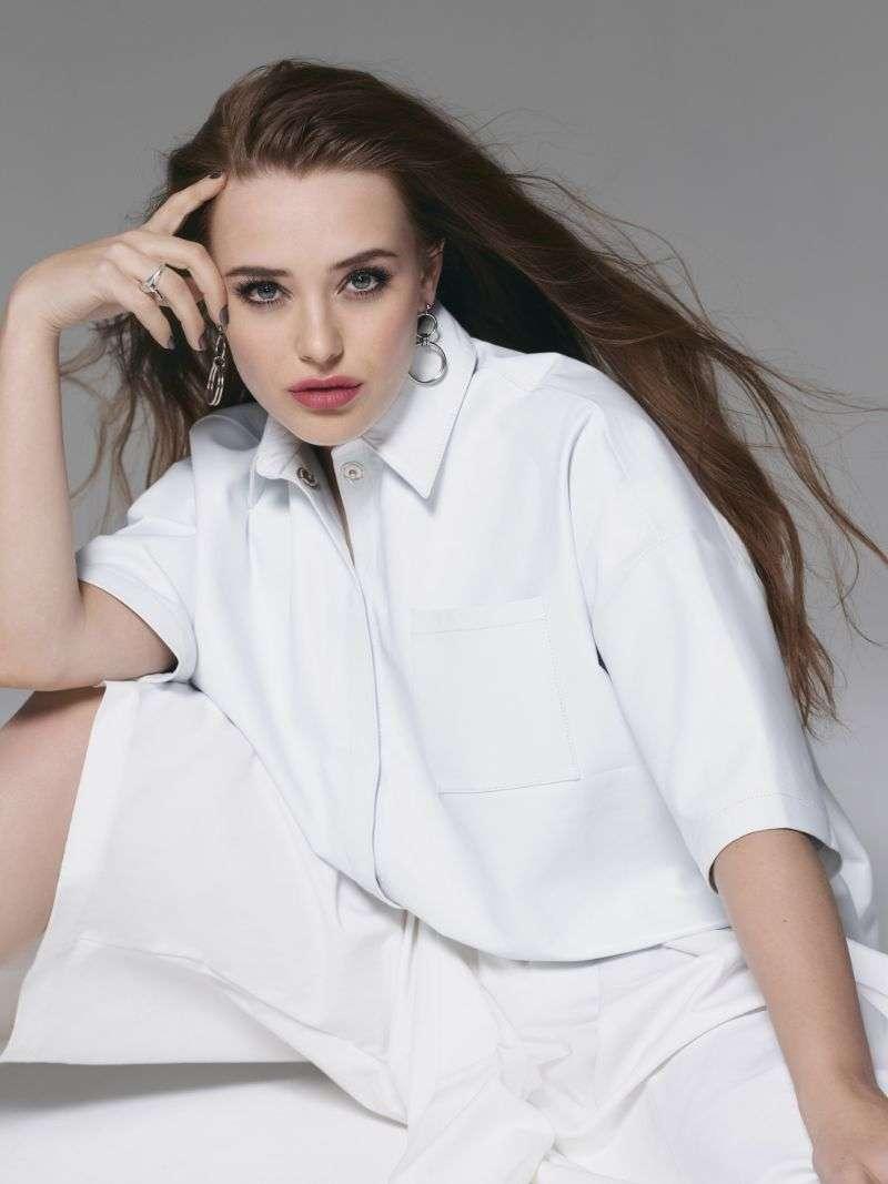 Katherine Langford Photo Shoot Pictures For L'Oréal Paris 2020