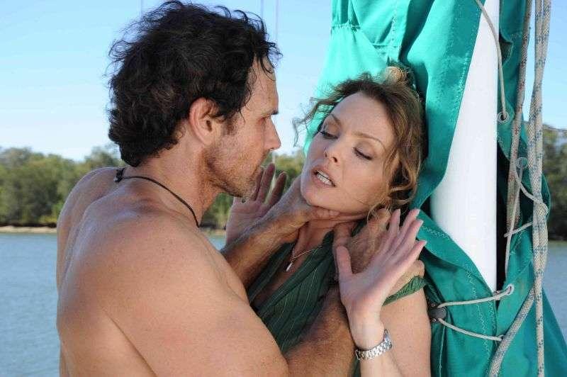 Dina Meyer Hot Photo Stills For Undertow (2012) HD