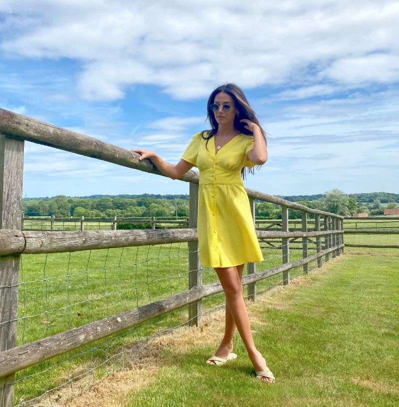Michelle Keegan PhotoShoot For Summer Collection HD Photos