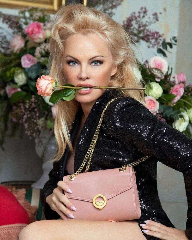 Pamela Anderson Hot PhotoShoot For Ashoka Paris Campaign 2020 HD