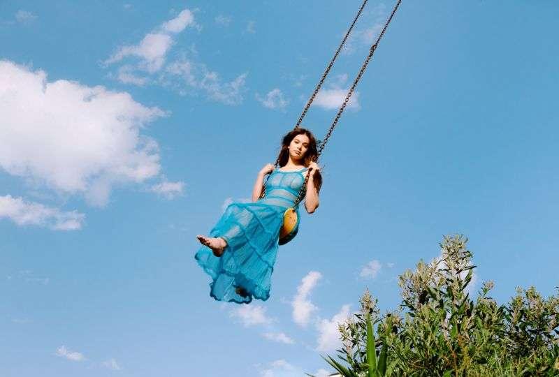 Hailee Steinfeld PhotoShoot For V Magazine HD