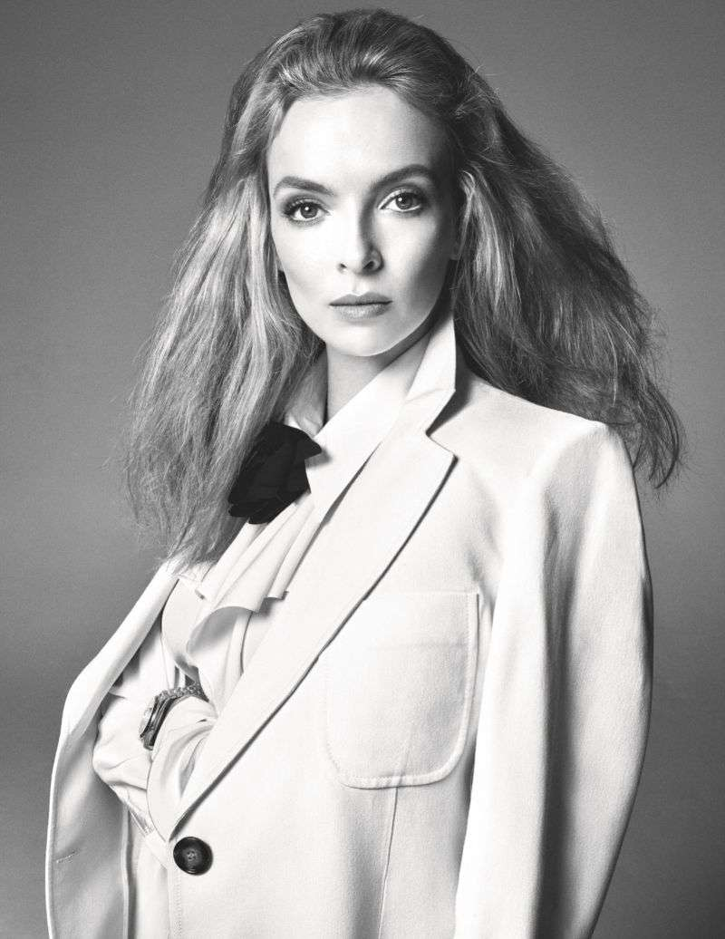 Jodie Comer Hot PhotoShoot For Vogue UK 2020 HD