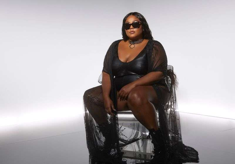 Lizzo Hot PhotoShoot for the brand 'Quay' Los Angeles HD
