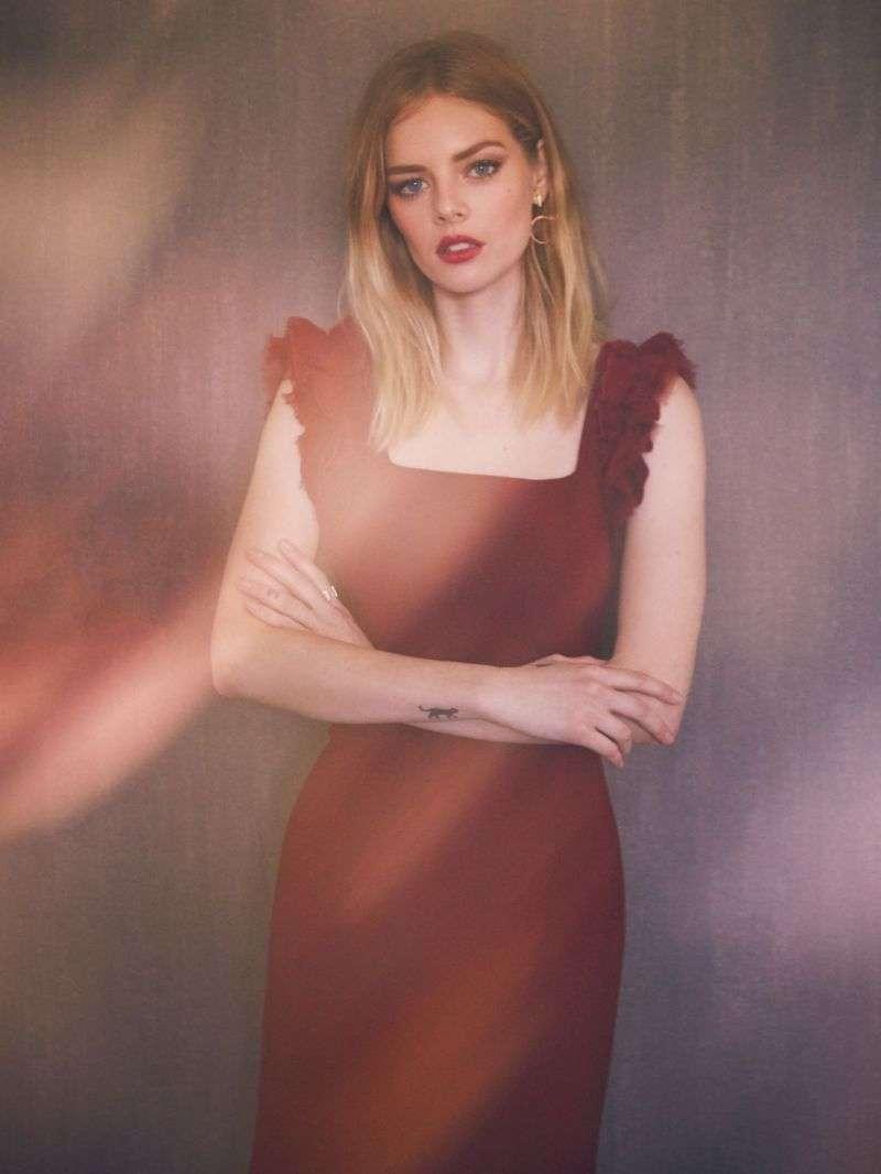 Samara Weaving Photoshoot Pics For 20th Century Fox HD