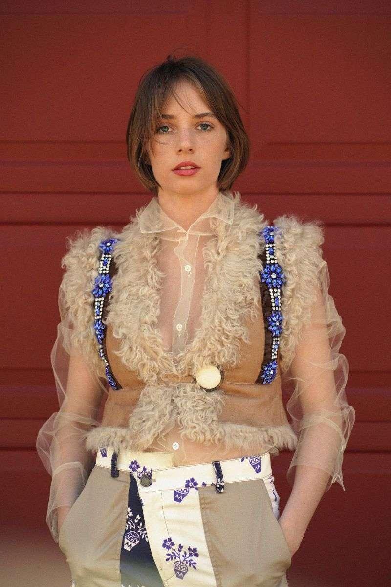Maya Hawke PhotoShoot For Wonderland Magazine 2020 HD
