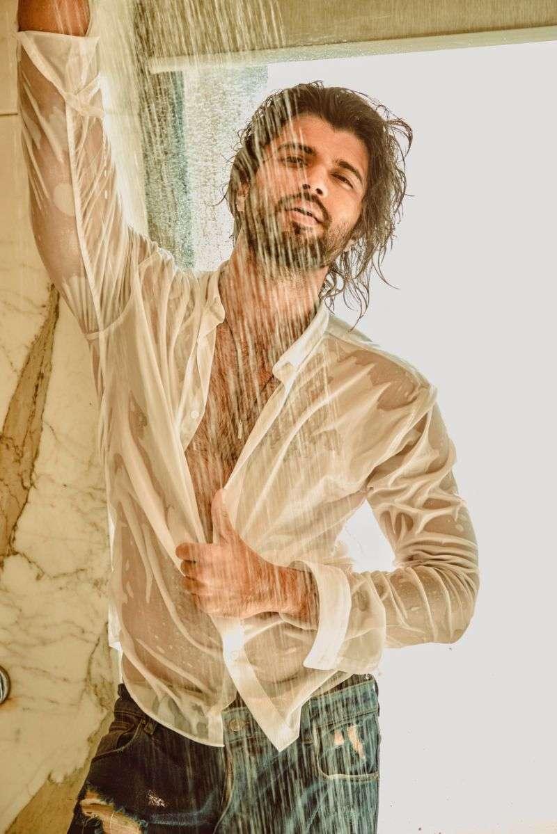Vijay Deverakonda is third Most Desirable Man in India