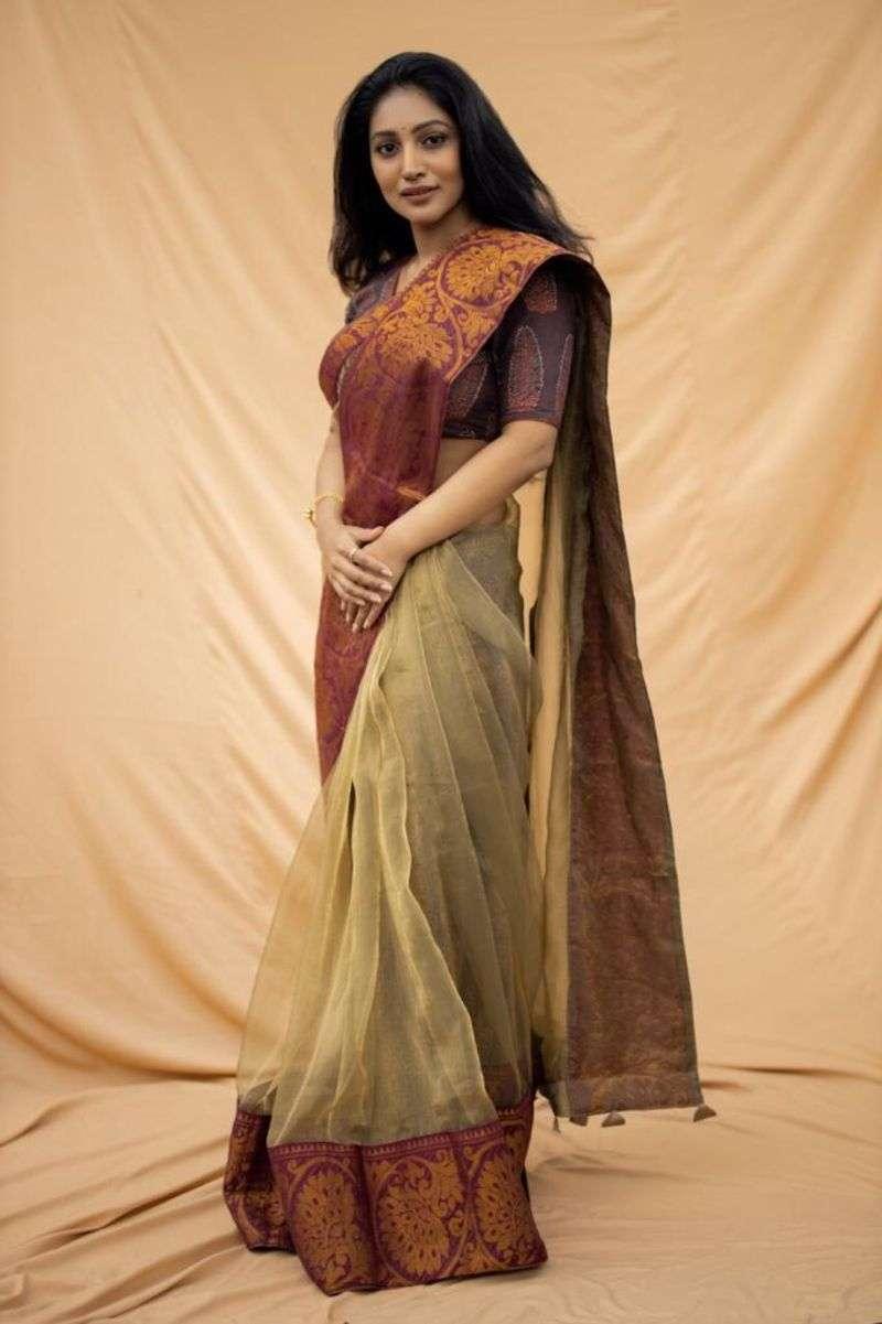 Actress Bommulakshmi Hot Pics In Saree HD