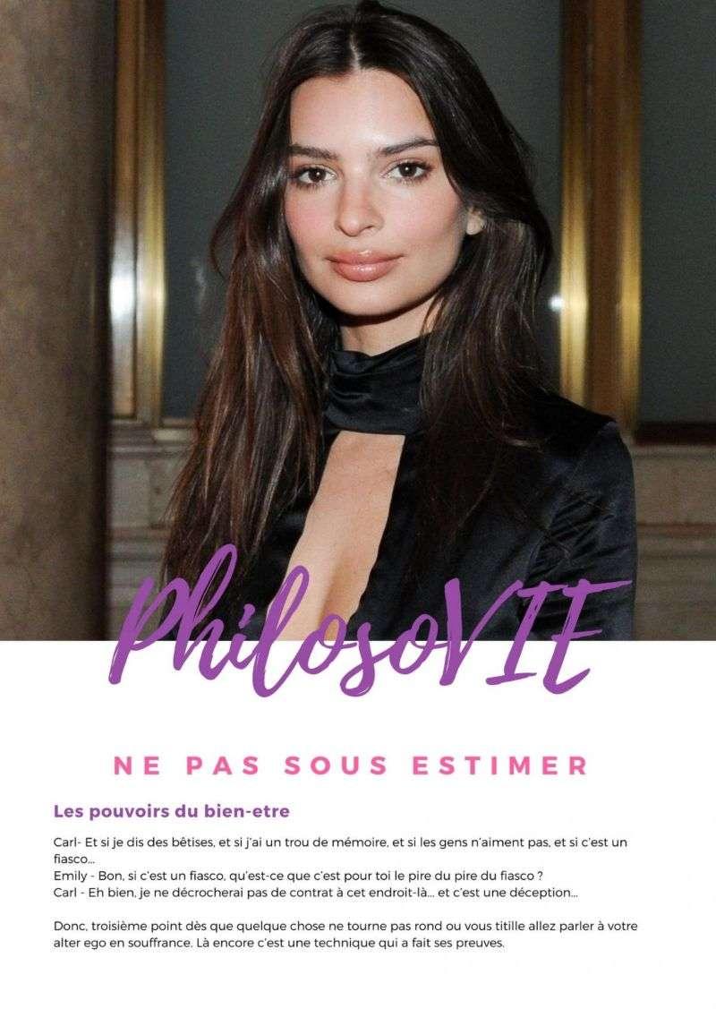 Emily Ratajkowski Heritage & Co Magazine France 2020 HD