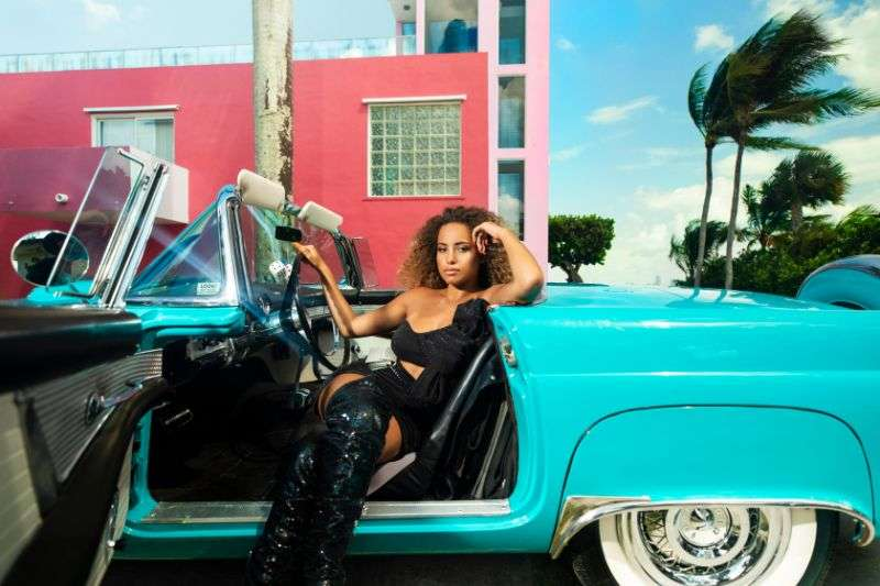 Amber Rose Gill Hot Phtoshoot Collection For X MissPap HD