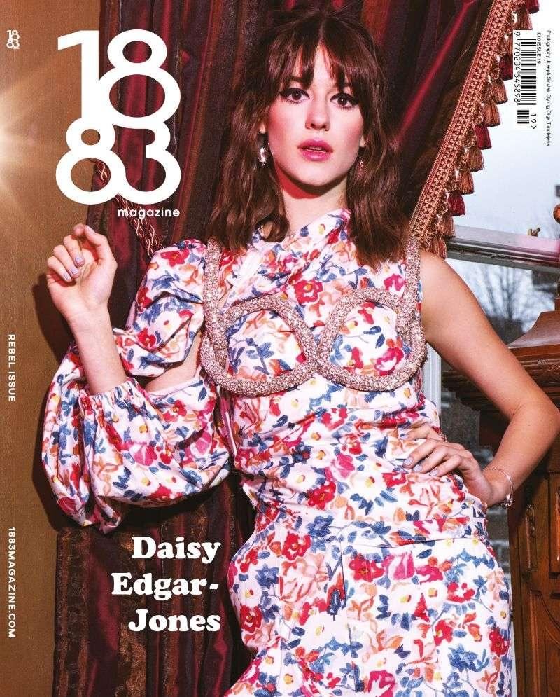 Daisy Edgar Jones PhotoShoot For 1883 Magazine 2020 HD