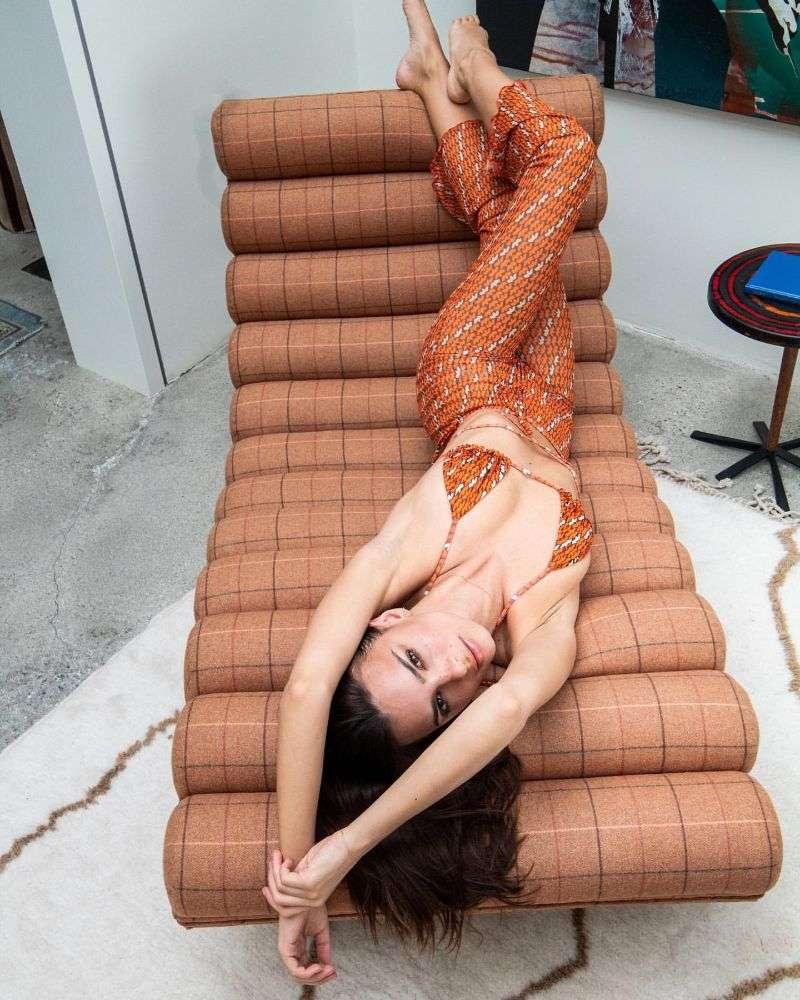 Emily Ratajkowski Hot PhotoShoot For Inamorata 2020 HD